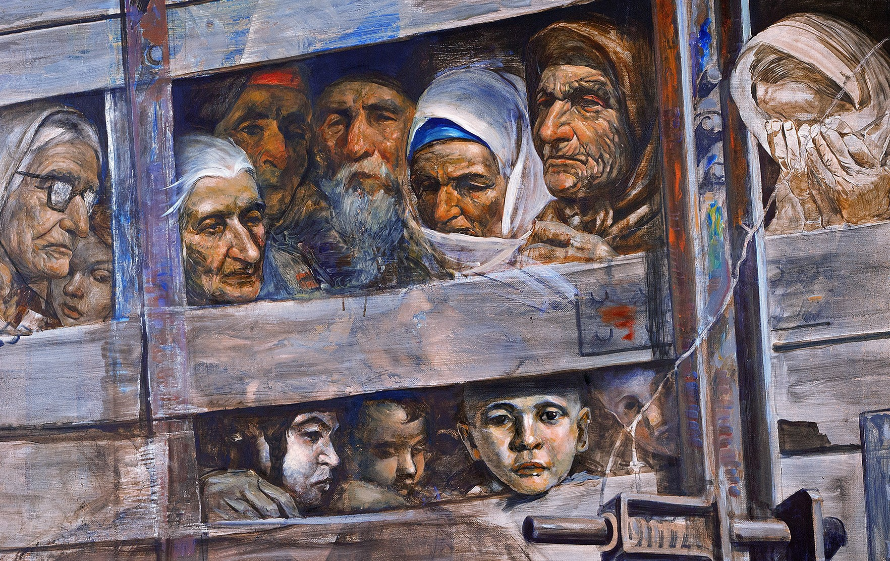 The elimination policies of Crimean Tatars' identity by the USSR and their consequences