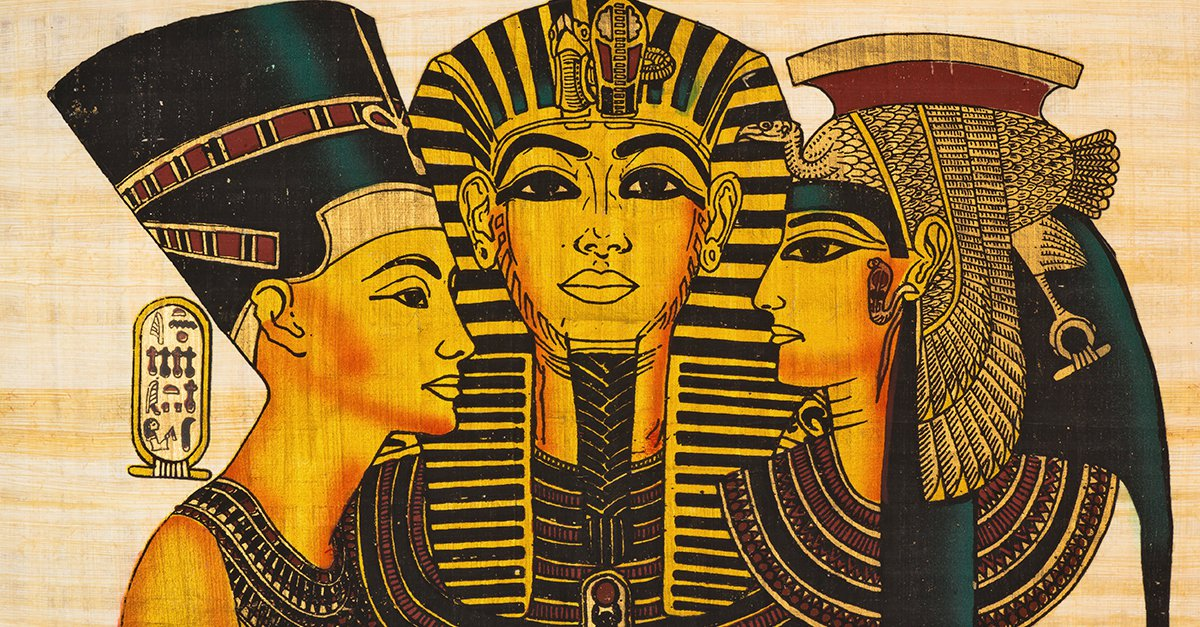 "Crushing Enemies in a Mighty Empire or Perceiving the ""Other"" from a Young Pharaoh's Box"