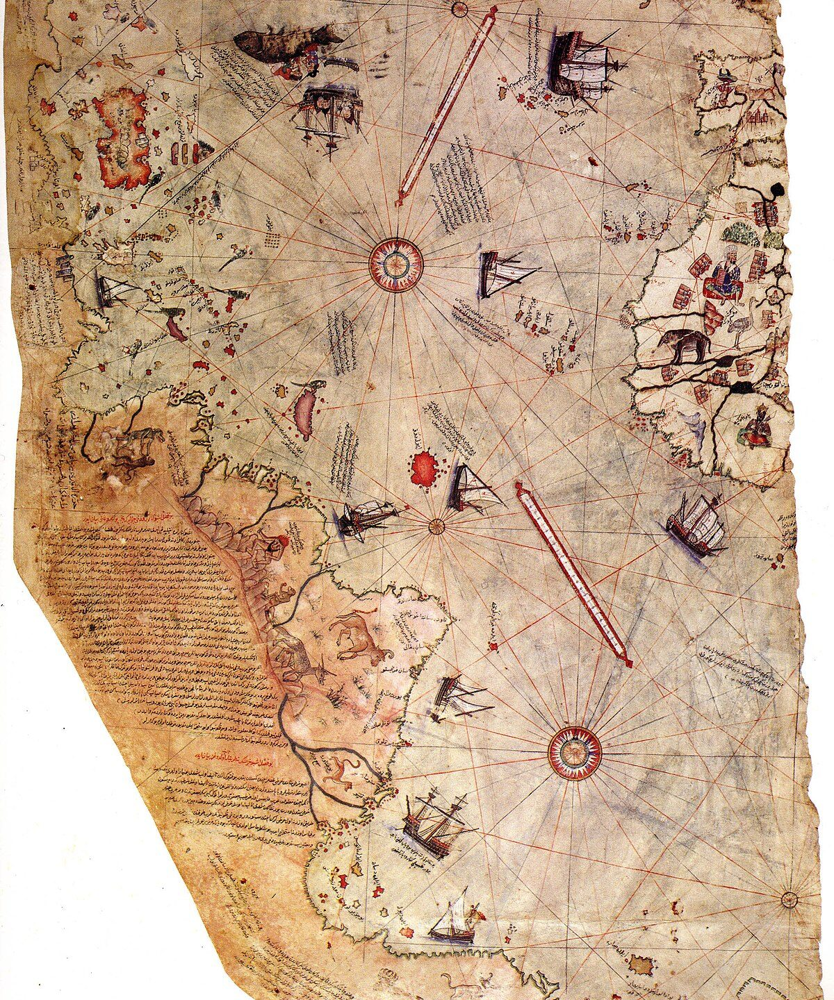 Piri Reis Map: Explained and Elaborated